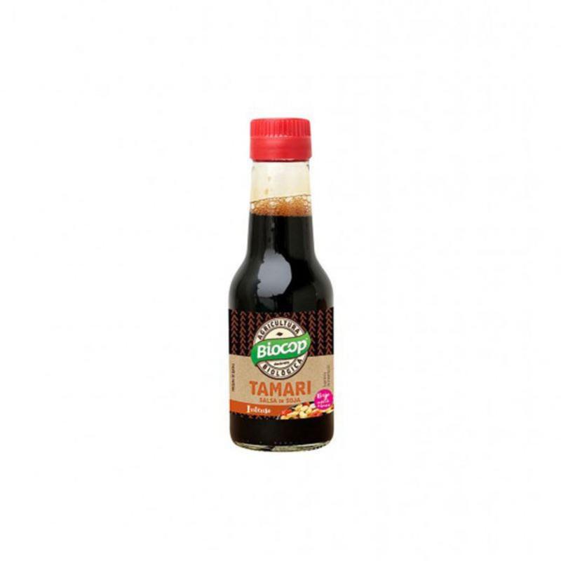 Tamari (salsa de soja) bio, Biocop 140ml