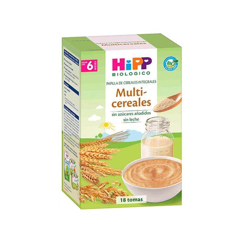Papilla Bebé Cereales Bio, Hipp