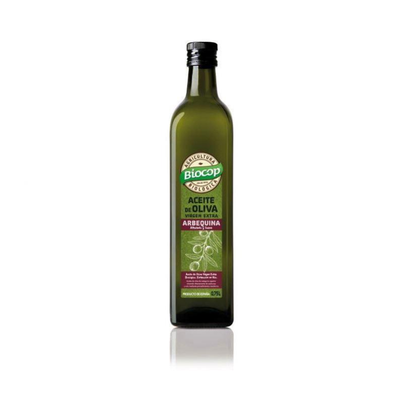 Aceite de Oliva Virgen Extra Arbequina Bio, Biocop 750ml