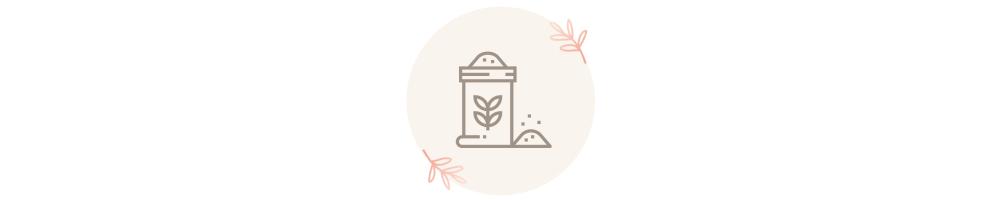 Harina y levadura - Alimentación ecológica
