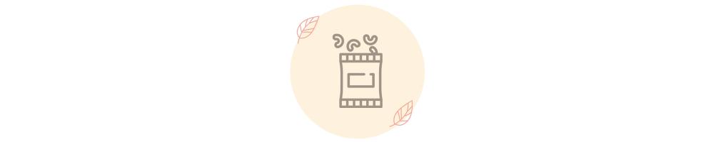 Snacks- Alimentación ecológica